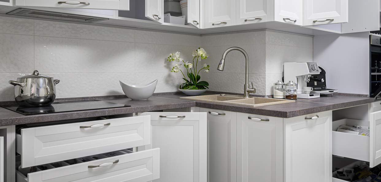 Soft Close Draws and Cupboards